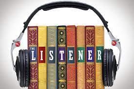Audio book popularity