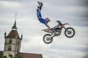 breathtaking stunt