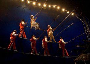 Karl 7 pyramid stunt