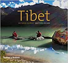 Tibet an Inner Journey by Mathieu
