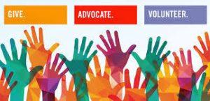 volunteer yourself