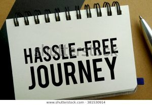 hassle free journey