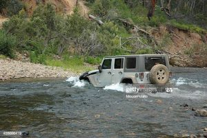 free fall jeep