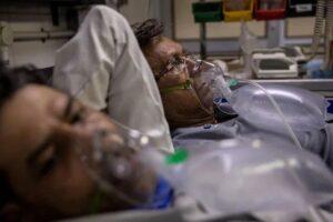 Oxygen crisis covid-19 patients
