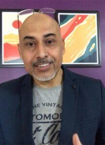Author Sayeed