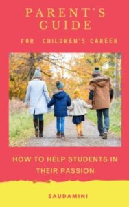 Book parents guide to children's career