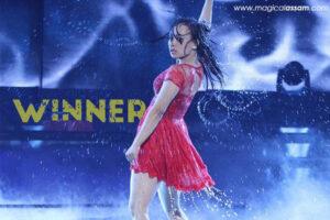Dancer Porineeta Swargiary