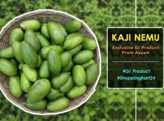 Kaji Nemu of Assam