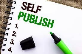 self publishing book