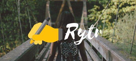 RYTR is AI based tool