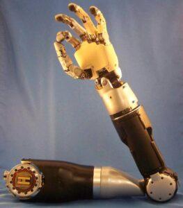man machine touch