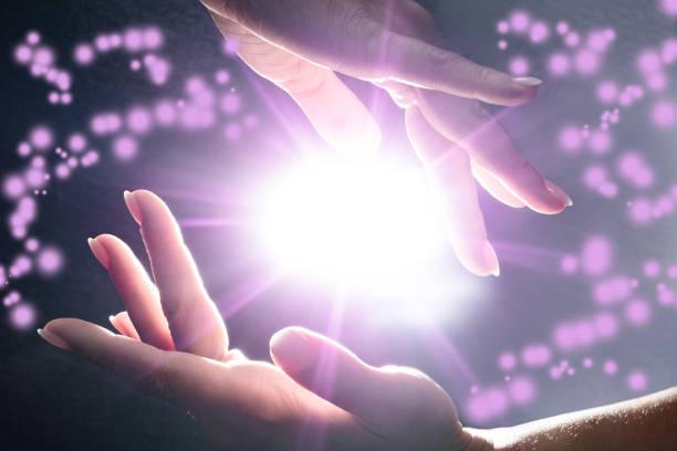 energy healing to accelerate self healing