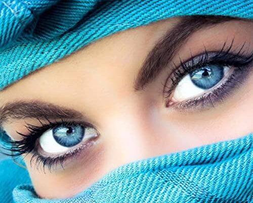 Eyes are window of soul